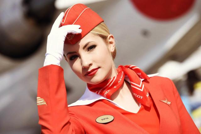 Школа стюардесс, или Где учат на бортпроводников в России?