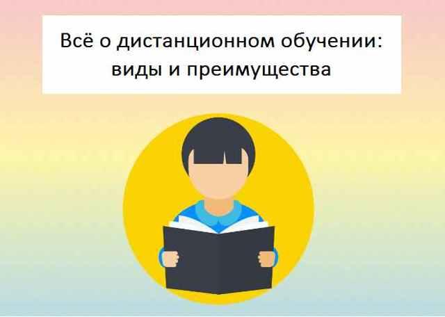 Что такое дистанционное образование: особенности и опасности
